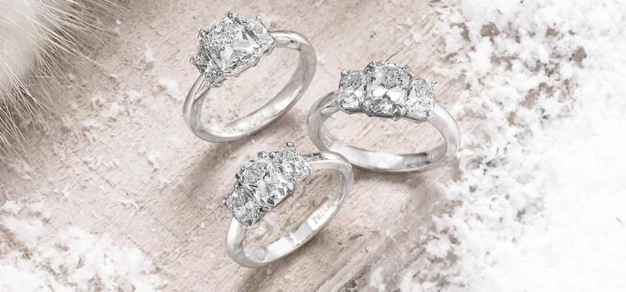 ring ila catbird band diamond phoenix rings engagement